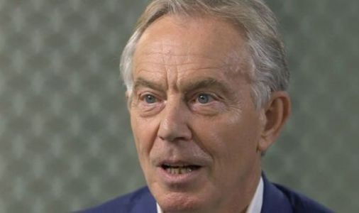 Blair grilled over 'undemocratic' Brexit stance on BBC Newsnight - 'like a cracked record'