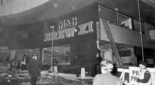 Calls for police action after IRA men accused of carrying out Birmingham pub bombings