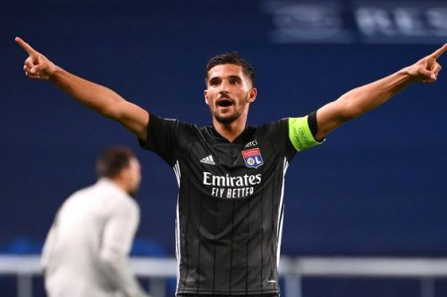Houssem Aouar to Arsenal: Lyon chief Jean-Michel Aulas says Gunners nowhere near deal for midfielder