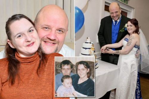 Mum finds love with funeral director at brother's burial after he died taking legal high