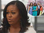 Michelle Obama discusses racism while plugging new book