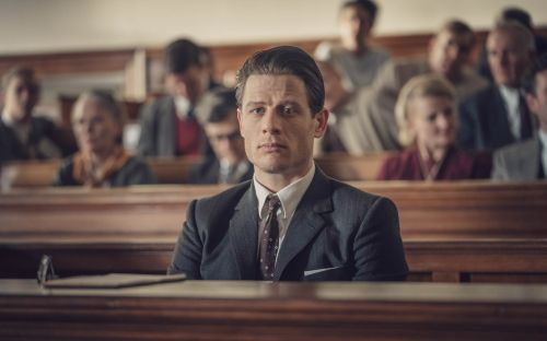 The Trial of Christine Keeler, episode 5 review: a poignant performance from James Norton as Stephen Ward is thrown to the wolves