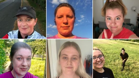 10 women explain how doing couch to 5k during lockdown has helped them enjoy running