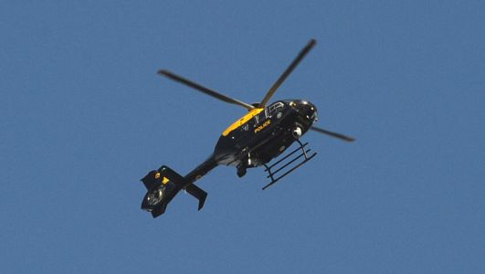 PSNI: No evidence dissident republicans fired shots at police helicopter during security alert
