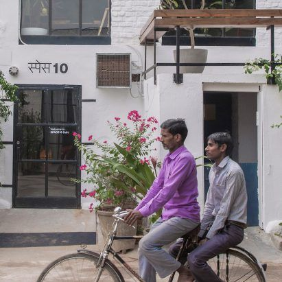 Space10 opens second research lab in creative hub in Delhi