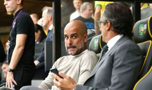 Man City boss Pep Guardiola reveals what went wrong during shock Norwich defeat