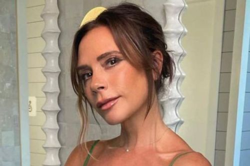 Victoria Beckham says her favourite meal is toast sprinkled with salt and steamed veg