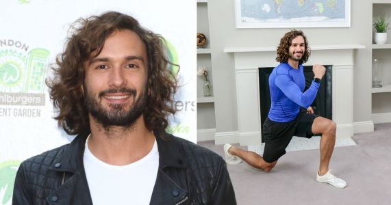 Joe Wicks wants struggles to inspire fans as he admits he 'holds nothing back'