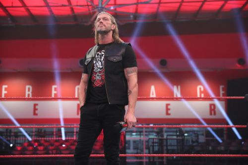 WWE legend Edge 'confirms AEW talks' which led to WrestleMania return