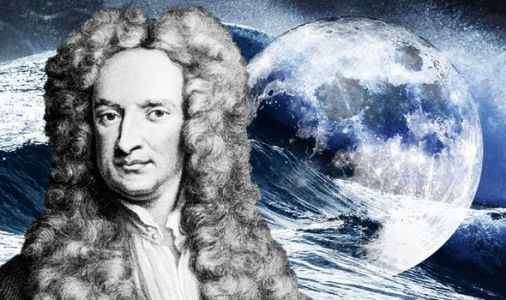 Dark matter SHOCK: Scientist announces new Moon core theory - 'Newton's out-of-date'