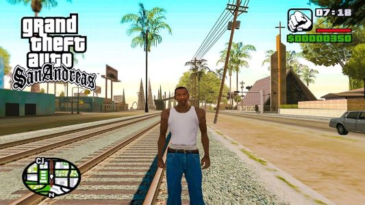 Grand Theft Auto San Andreas is in development for Oculus Quest