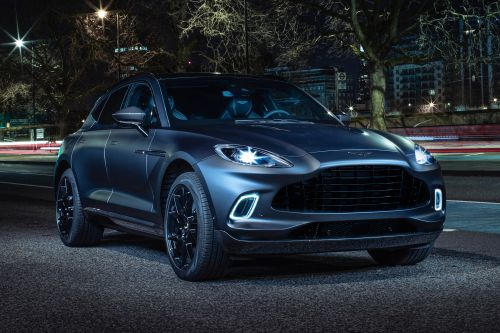 New Aston Martin DBX by Q shows off customisation options