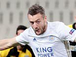 AEK Athens 1-2 Leicester: Foxes make two wins out of two in Europa League group stage