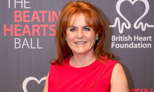 Sarah, Duchess of York delights fans with chic new look