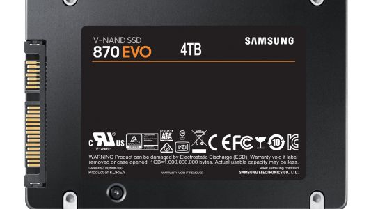 Samsung launches '870 EVO' in its SATA SSD Series