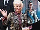 Dame Helen Mirren compares working on Catherine the Great to a 'nunnery'