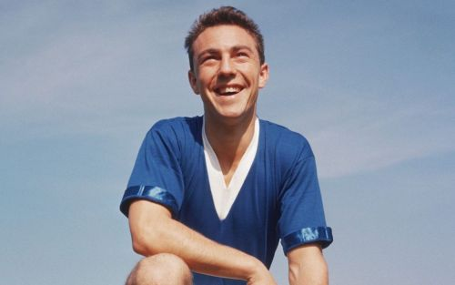 Chelsea hero and league record scorer admitted to hospital