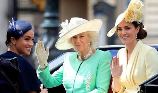 Kate Middleton inspired Camilla in surprising way during key worker visit with Charles