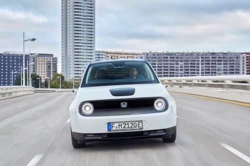 Here are the full details of the adorable Honda E city car, which pairs retro styling with a modern electric motor for about $30,000