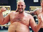 Tyson Fury's Wilder battle-plan revealed: From cutting fast food to stopping people visiting him