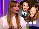 Louise Redknapp was 'scared' to write about 'last few years' in book following divorce from Jamie
