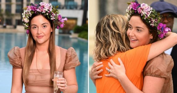 I'm A Celeb queen Jacqueline Jossa puts wedding ring back on amid Dan Osborne cheating allegations