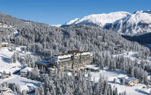 Book It: Seven incredible hotels for a European skiing holiday