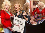 Reese Witherspoon sings with her idol Dolly Parton on the star's 74th birthday
