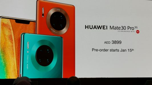 2020 to be another challenging year for Huawei's smartphone business