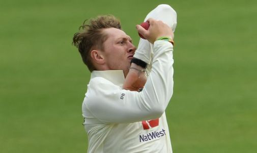 Dom Bess picked as England's spinner in 13-man squad for first West Indies Test