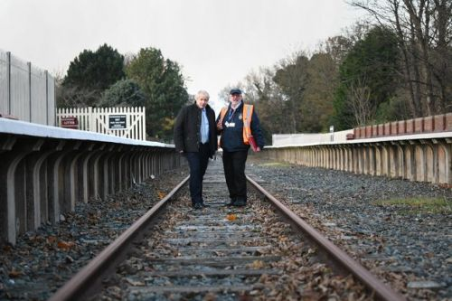 Government's £500m To Reverse Beeching Rail Cuts 'Only Enough For 25 Miles Of Track'