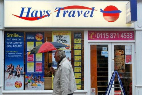 Hays Travel is to cut up to 878 jobs out of a total workforce of 4,500