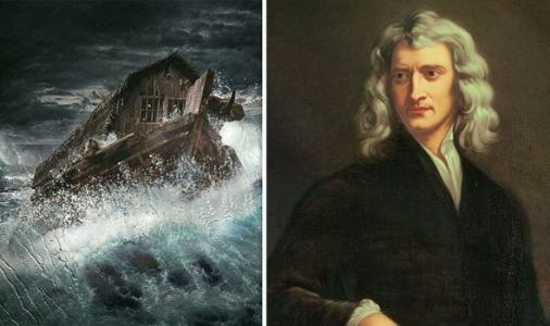 Isaac Newton shock: 'Real cause' of Noah's flood calculated by scientist 400 years ago