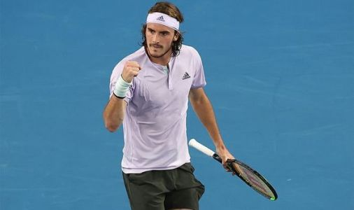 Stefanos Tsitsipas warns his own fans after Australian Open first-round win