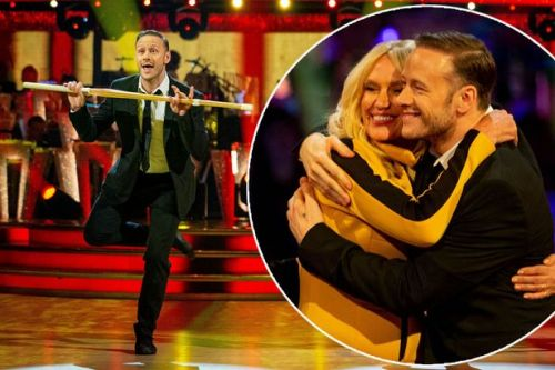 Strictly's Kevin Clifton 'disappointed' that Anneka Rice's dancing was 'not sufficient'