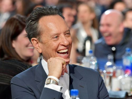 Richard E. Grant Spent His Birthday Eating Christmas Pudding at The Ritz
