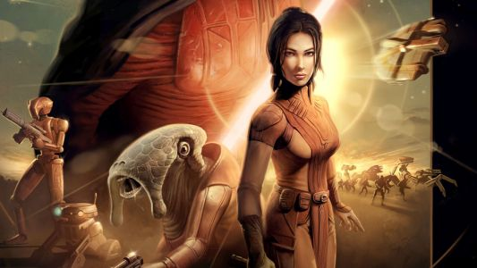 Star Wars Knights of the Old Republic remake probably won't be from BioWare