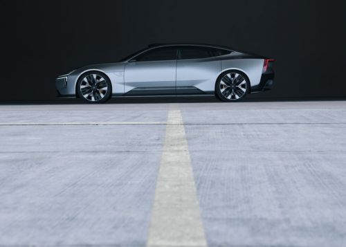 Polestar's latest concept shows it thinks differently about design