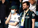 Premier League clubs say fans have welcomed coronavirus checks at grounds because they feel safer