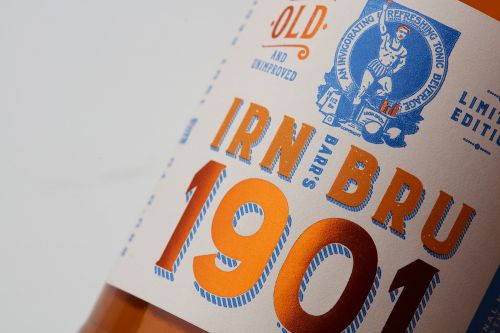 Irn-Bru 1901: release date and where to buy the original recipe limited edition drink