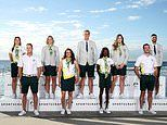 Australia's 2021 Olympic Games uniform is revealed with an epic hidden detail