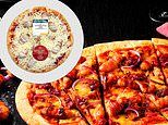 Lidl and Morrisons launch pigs in blankets pizza ahead of Christmas