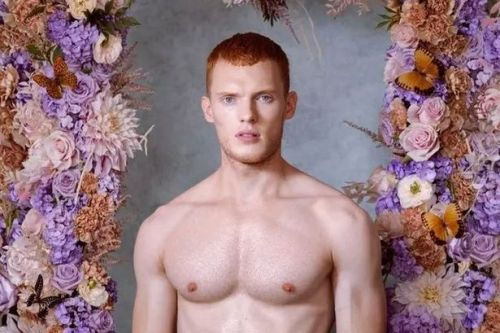 Search launched for sexy ginger Scots to star in sizzling charity calendar