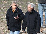 Prince Andrew is on Jeffrey Epstein's secret tapes, says Virginia Roberts' lawyer