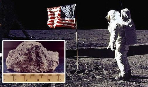 Moonlanding:'Monumental failure' exposed by rock expert over Apollo 11 samples