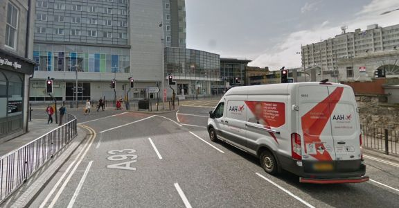 Police appeal for information after hit and run incident involving a cyclist in Aberdeen