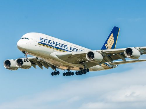 Singapore Airlines is turning a parked A380 superjumbo jet into a restaurant to cater to a travel-starved population