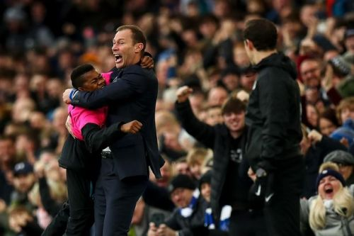 Duncan Ferguson brings Everton back to life with Chelsea win as he inspires crowd and the ball boys