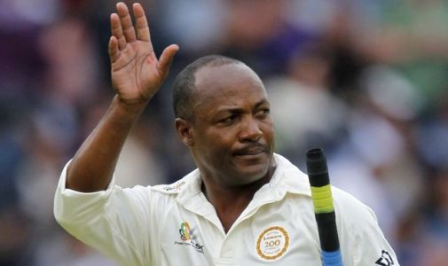 Brian Lara in hospital in Mumbai with chest pains