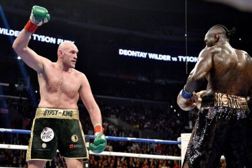 Ricky Hatton fears Tyson Fury's plan to KO Deontay Wilder will backfire